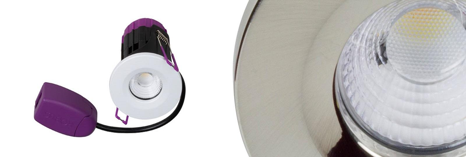ULTIMUM LED CCT3 5W/7W s vyměnitelnými barevnými límci