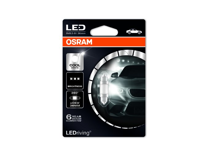 LEDriving PREMIUM RETROFIT C5W 6498CW 01B FS G10605172