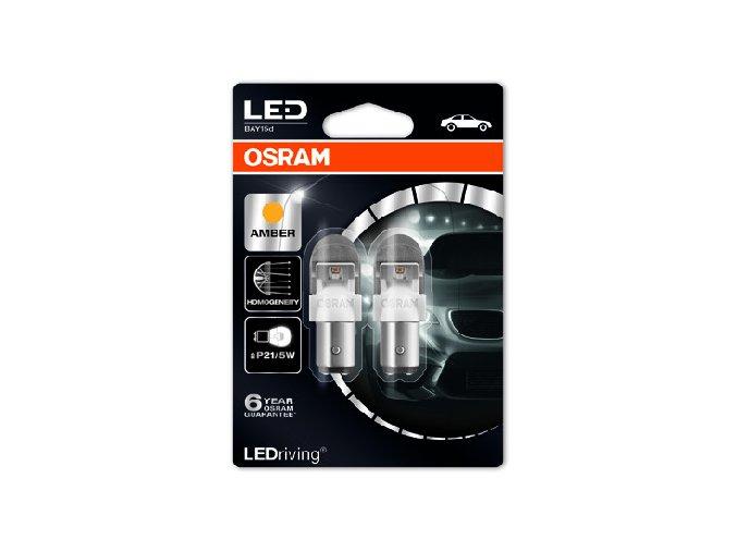 LEDriving PREMIUM RETROFIT P21 5W 1557YE 02B FS G10603611