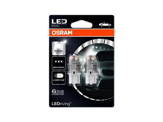 LEDriving PREMIUM RETROFIT W21 5W 7915CW 02B FS G10605486