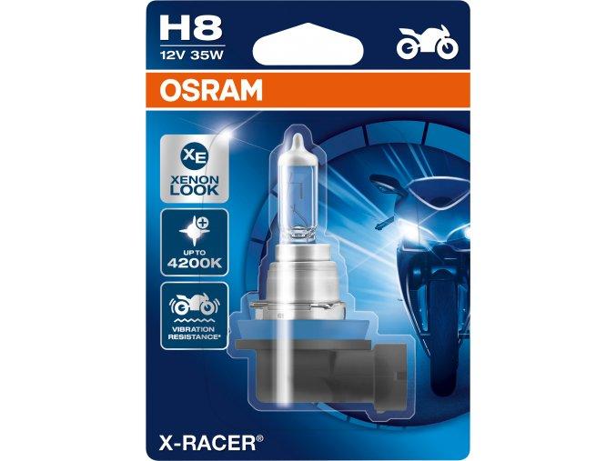 Žárovka H8 12V 35W PGJ19-1 X-RACER OSRAM