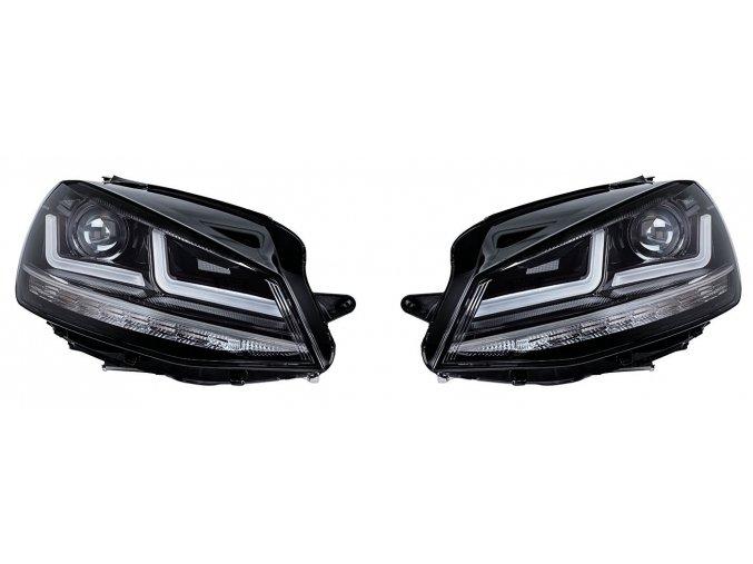 světlomety LEDriving Full LED Golf VII CHROME EDITION OSRAM
