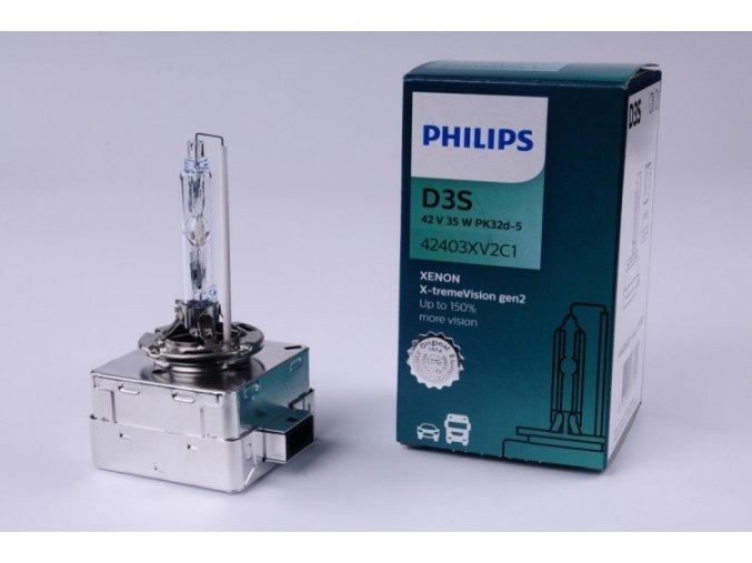 D3S X tremeVision gen 2