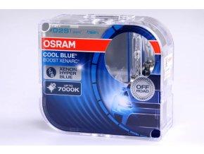 D2S Cool blue Boost xenarc