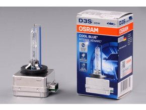 D3S Cool blue Intense xenarc