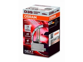 Výbojka D3S 42V 35W PK32d-5 NBL NEXT GENERATION +200%
