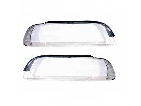 Přední kryty světel BMW 5 (E39) Facelift