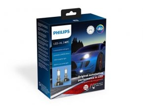 2ks žárovka LED H7 X tremeUltinon gen2 12V 5800K PHILIPS (3)