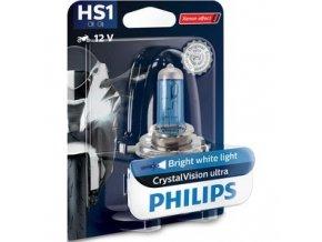 žárovka HS1 12V 35:35W PX43t CrystalVision ultra M
