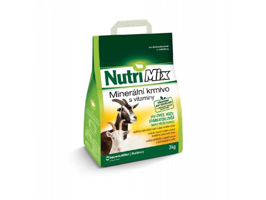 Nutri Mix pro kozy plv 3 kg