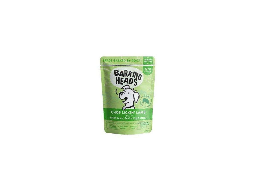 BARKING HEADS Chop Lickin´ Lamb kapsička 300g