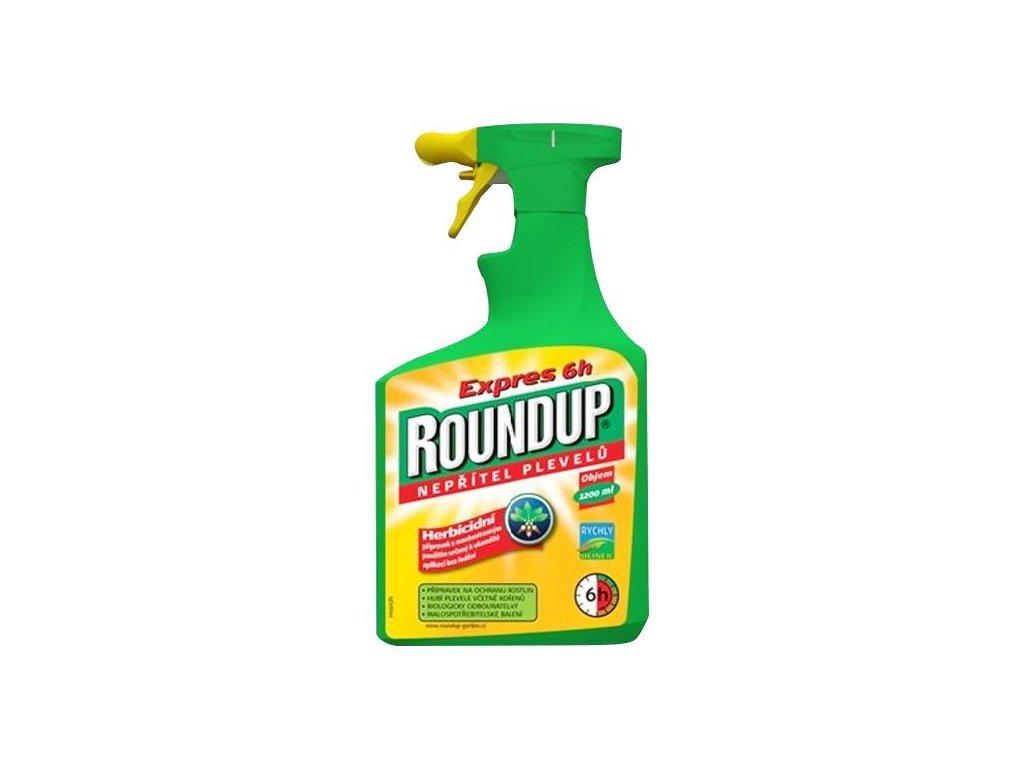 Roundup Expres 6 h - 1,2 l rozprašovač