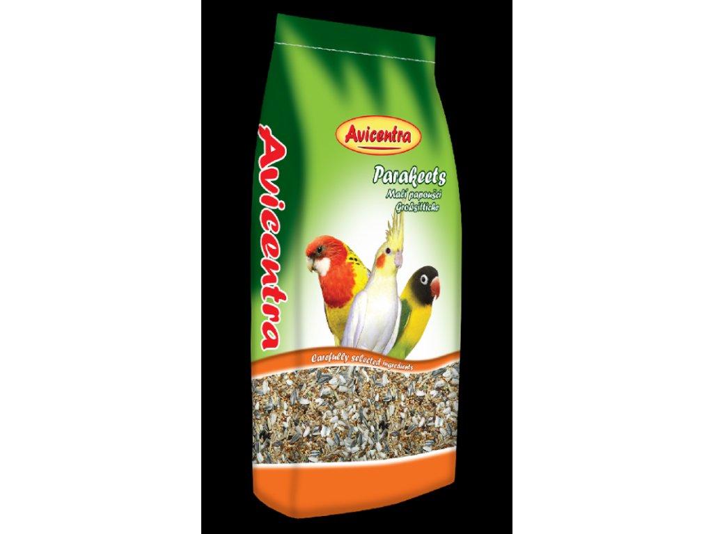 Avicentra Classic menu malý papoušek 20 kg