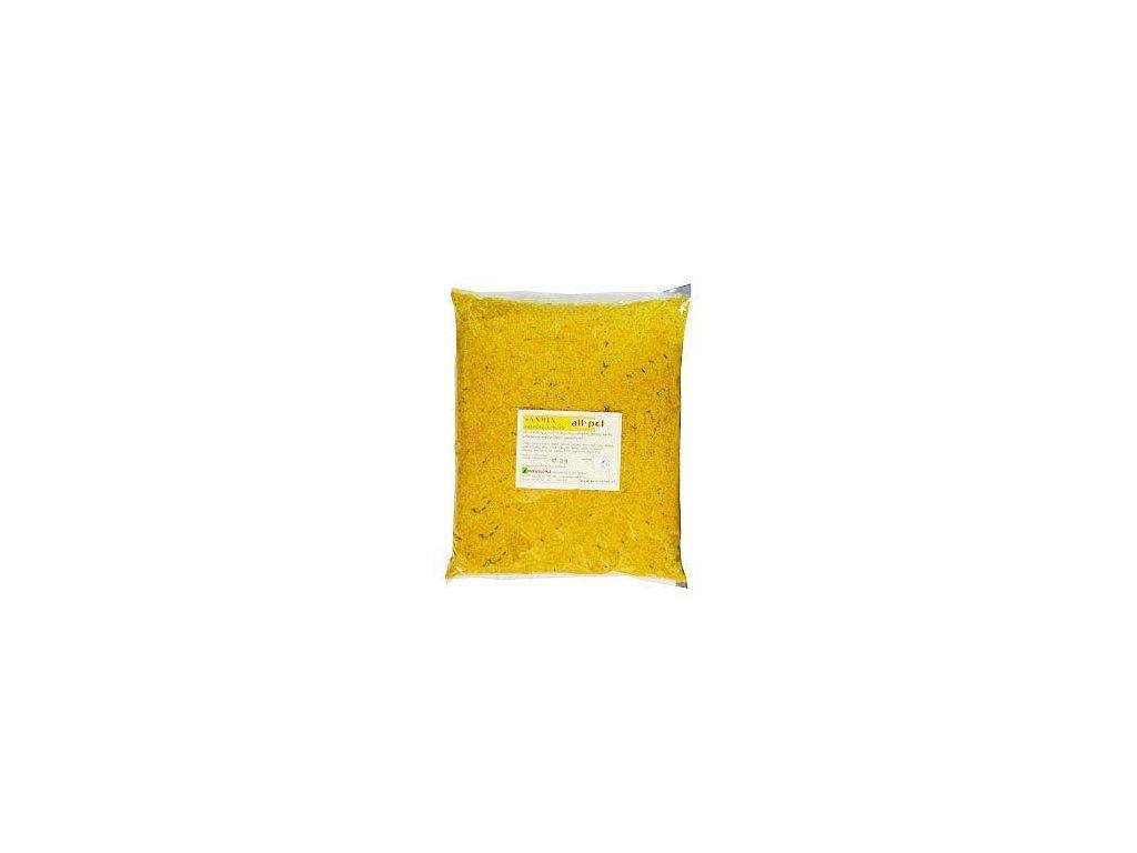 156782 krmivo pro ptaky sanmix vlhke vajecne 1kg
