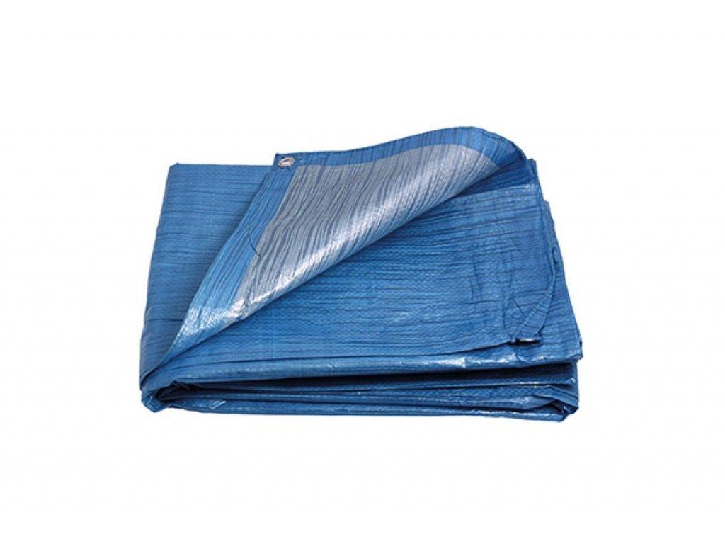125006 Plachta zakryvaci STANDARD 2 x 3 m modro stribrna ENPRO 0a