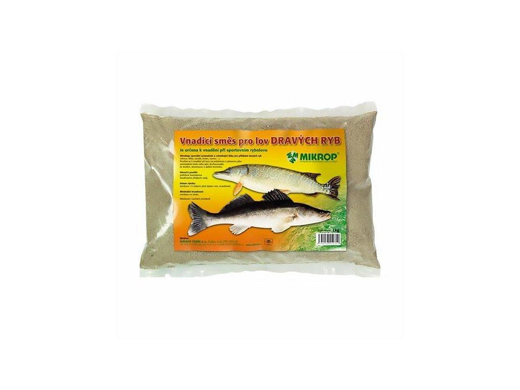 Vnadící směs pro dravé ryby 1 kg
