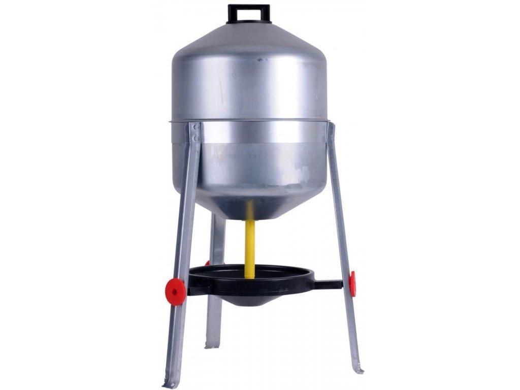 Napáječka barelová 25 litrů pozink