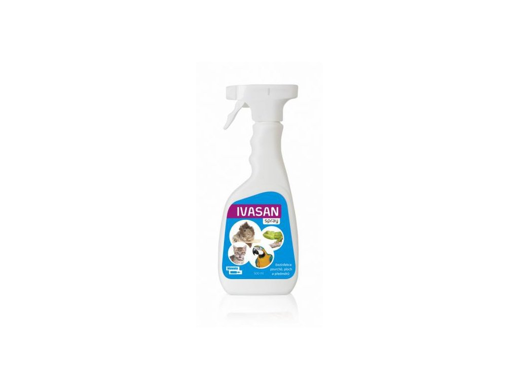Ivasan spray 500 ml