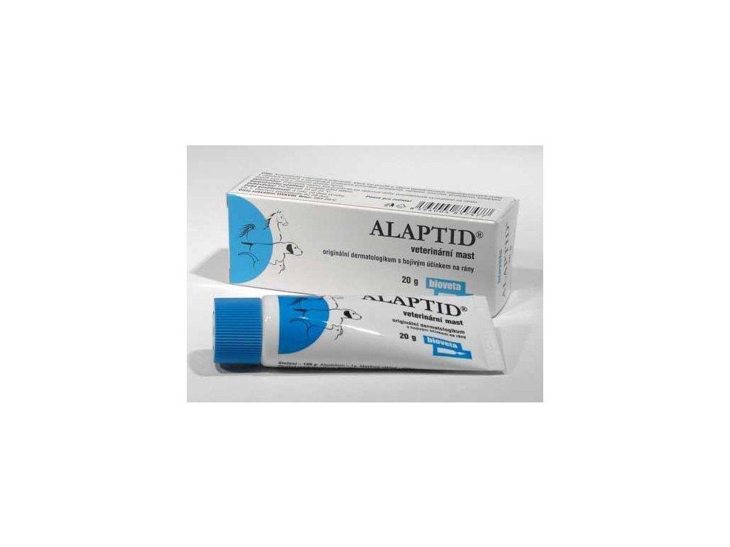 Alaptid veterinární mast 20 g