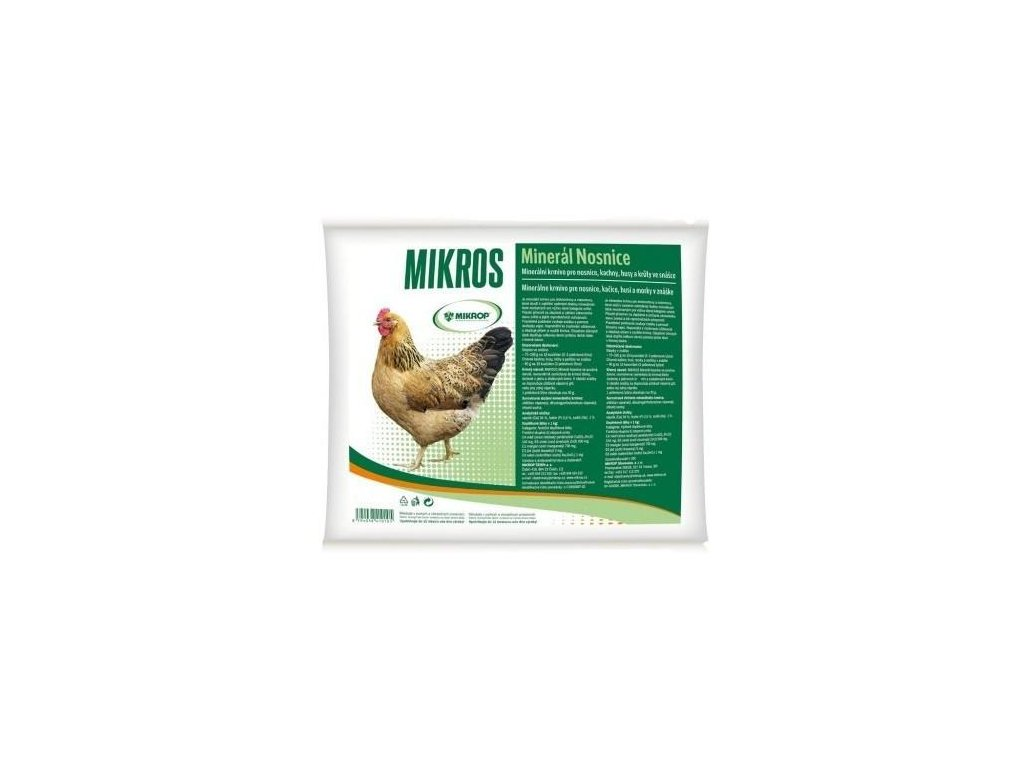 Mikros Mineral nosnice 1 kg
