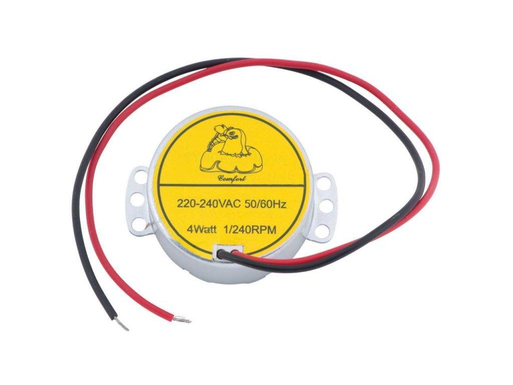 Motorek obraceče 220 V