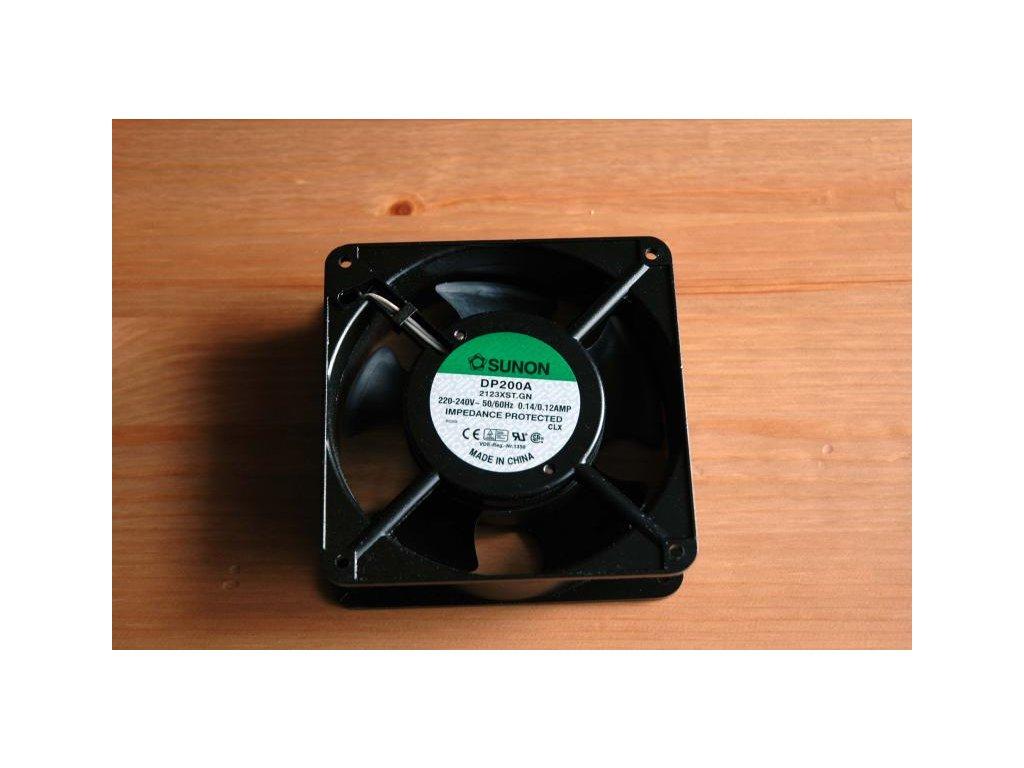 Ventilátor Sunon 120x120x38