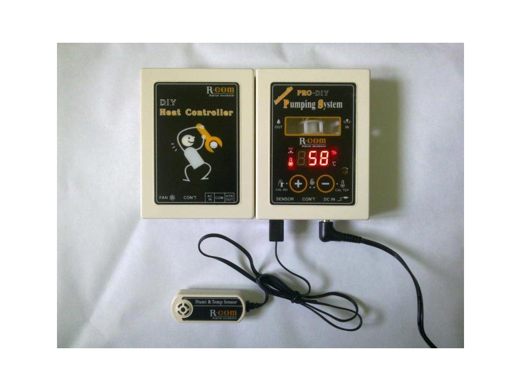 Termostat/hygrostat RCom A.P.S. DIY PRO