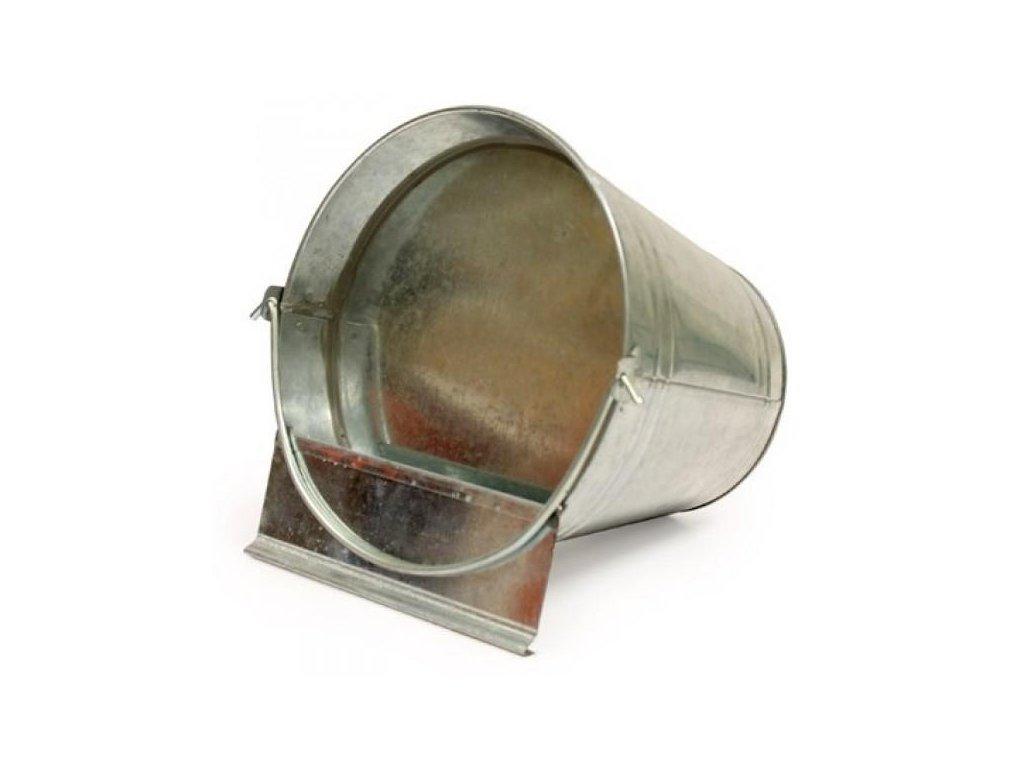 Napáječka kbelíková 12 L pozink