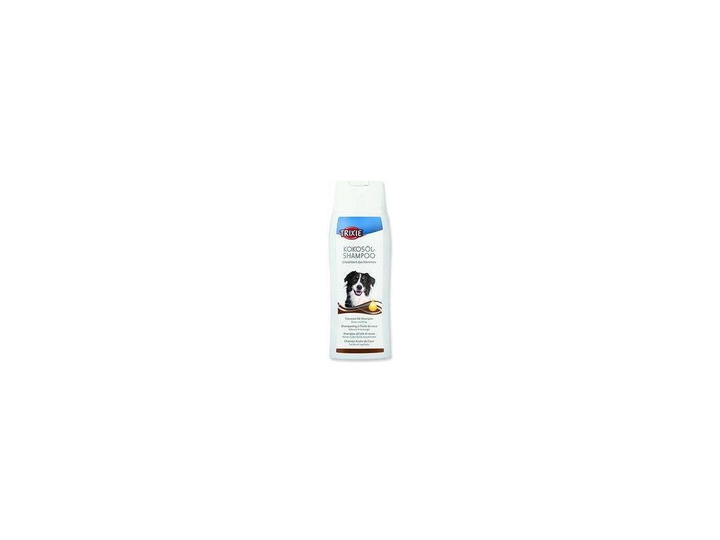 Trixie šampon s kokosovým olejem 250 ml