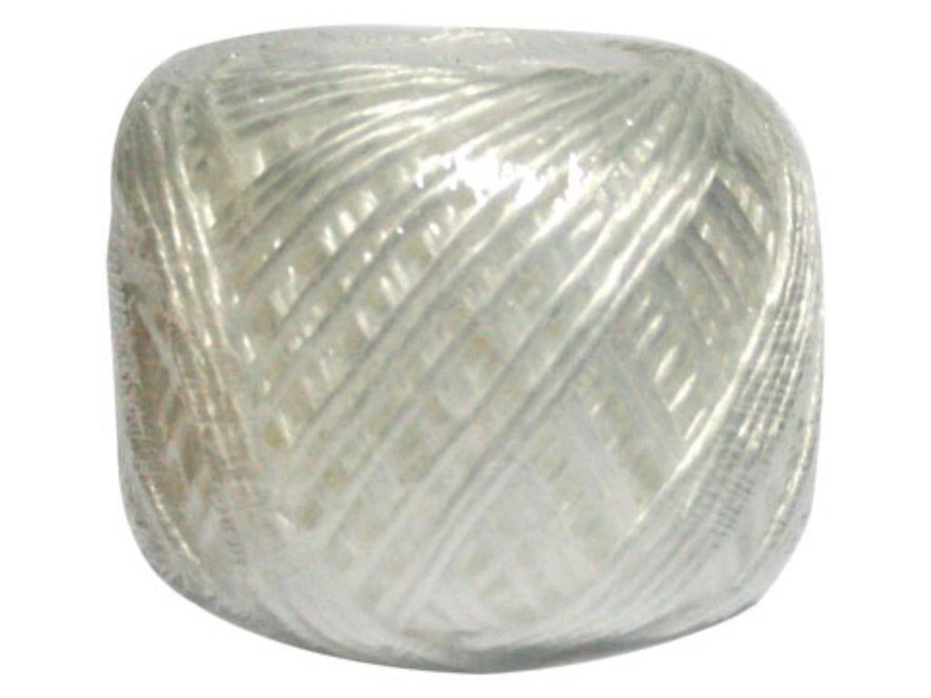 Motouz polypropylen, 200 g, bílý, 100 m