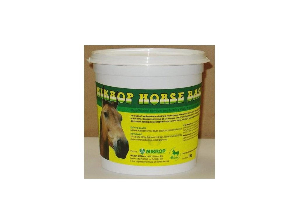 Horse Basic 1 kg