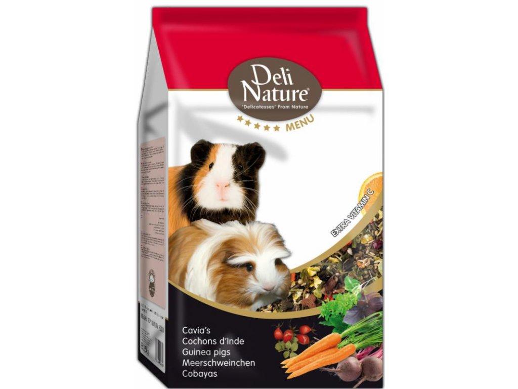 Deli Nature 5*menu Guine Pigs 750g