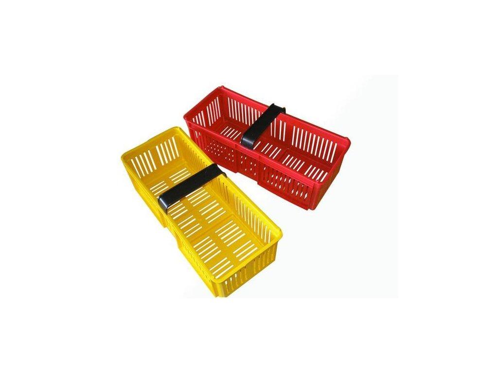 Košík na drobné plody 38x16x15 cm