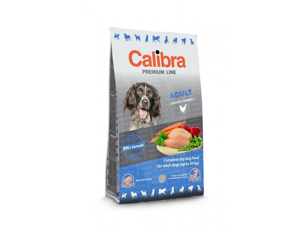 eco pack calibra dog premium line adult 2 x 12kg
