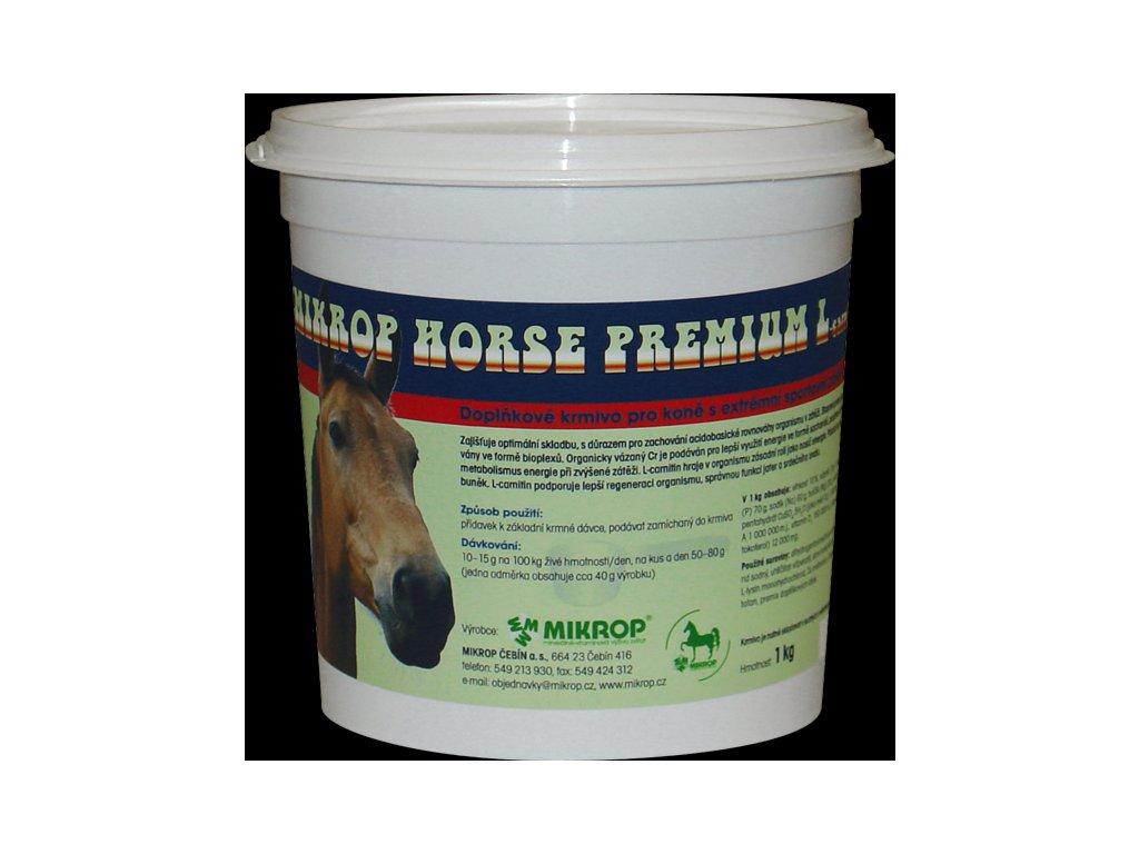 Mikrop Horse Premium L-carnitin 1 kg
