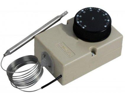 Termostat mechanický 16A