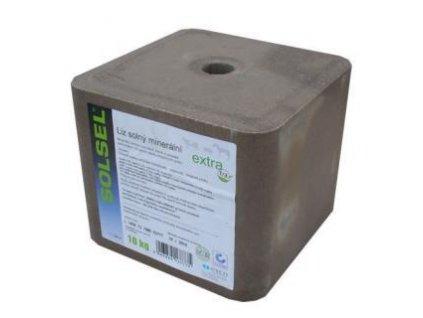 Solný liz MINERAL 10 kg