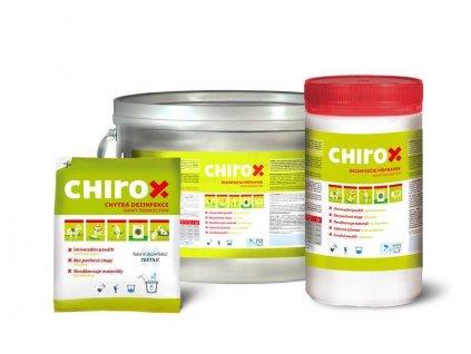 Dezinfekce Chirox 50 g