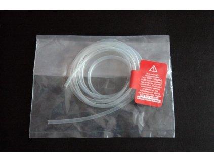 Silikonová hadička tenká 1,5 m