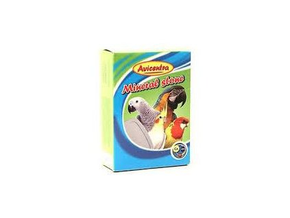 Avicentra minerální kámen pro papoušky - 170 g