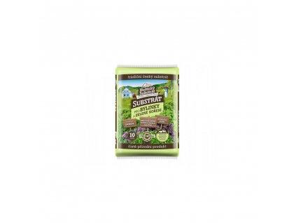 substrat forestina hosticky pro bylinky a zelene koreni