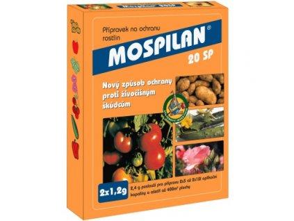 Mospilan 20 SP 2x1,2 g
