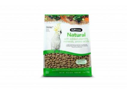 ZuPreem Natural Large 1,36 kg