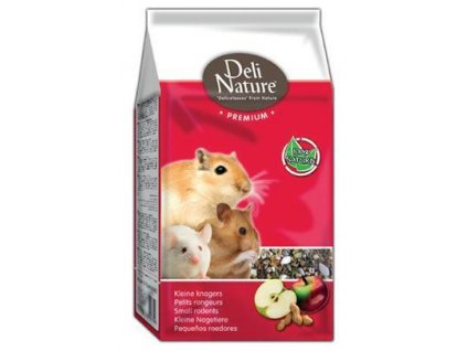 Deli Nature Premium Small rodents  750 g