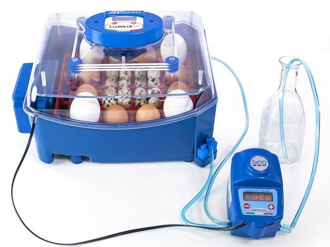 Automatická líheň na vejce LUMIA 16 EXPERT obr1