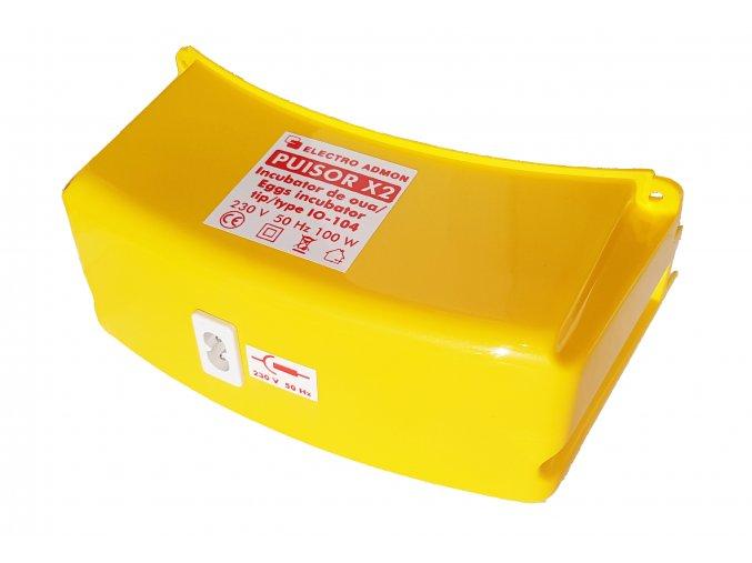 Modul na 230V pro automatické otáčení vajec do líhně PUISOR obr