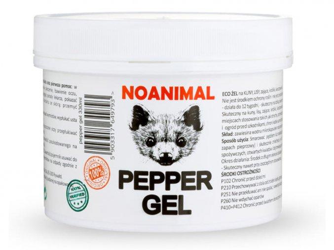NOANIMAL PEPPER GEL 1