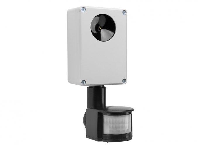 Vodotěsný, ultrazvukový plašič na kuny, myši a potkany DRAGON ULTRASONIC E150 p1