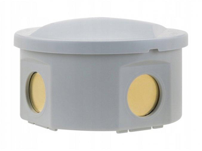 Prostorový, vodotěsný, ultrazvukový plašič na kuny, myši a potkany DRAGON ULTRASONIC B360 SMART p1