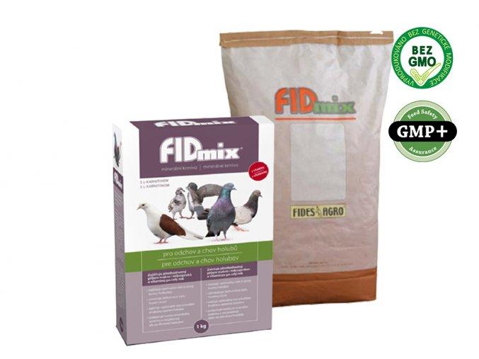 FIDMIX pro holuby 10kg